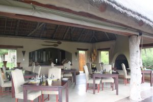 Lodge Dining Area