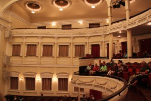Saigon Opera House - built by the French.