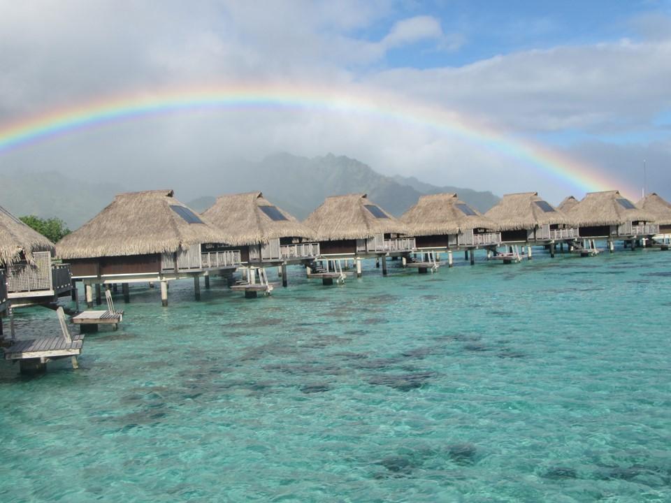 Tahiti Beach Hut Resort