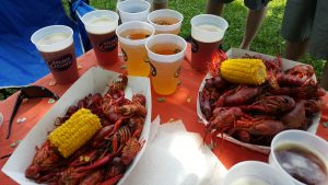 Beer & Crawfish