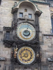Clock Tower, Praha (Prague), Czeck Republic