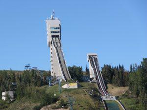 1988 Olympic Ski Jump