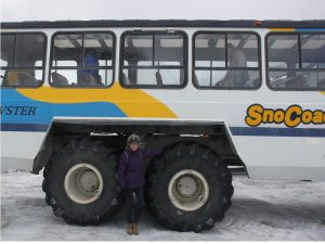 Ice Explorer Vehicle