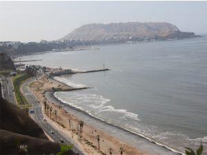The Pacific Coast - Lima