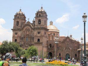 Plaza Regocijo in Cusco